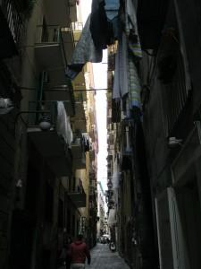 Centrum Neapole