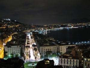 Noční Neapol