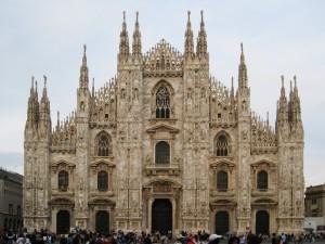 Duomo v Miláně